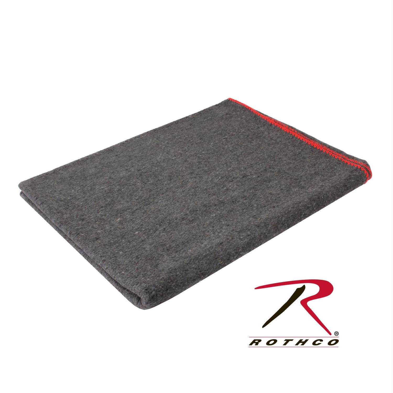 Rothco Rescue Survival Blanket - Grey / 60