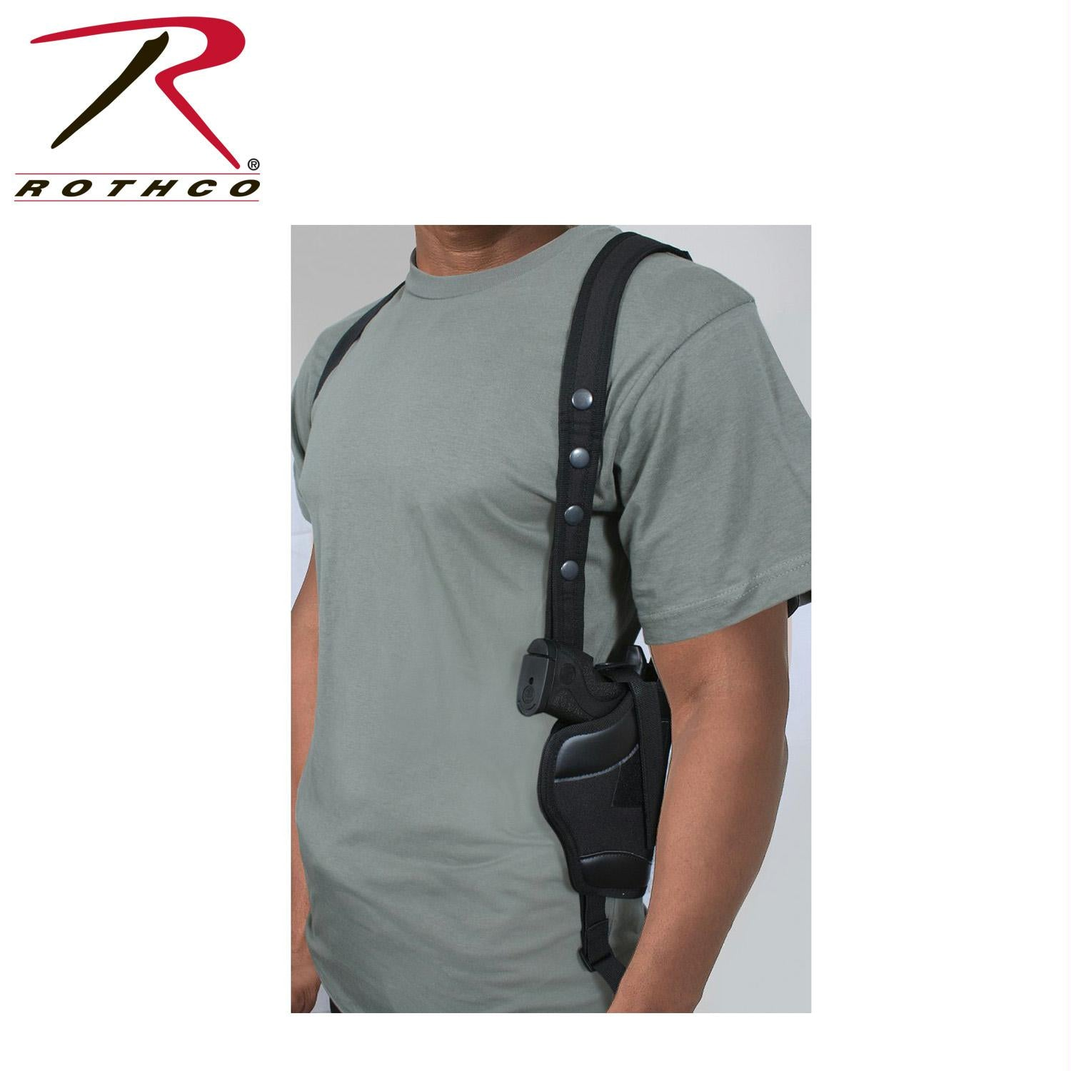 Rothco Black Undercover Shoulder Holster