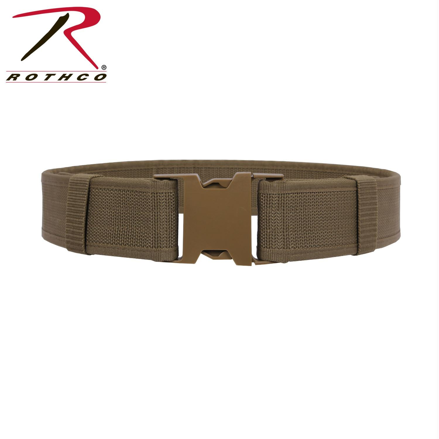 Rothco Duty Belt - Coyote Brown / 32 - 38