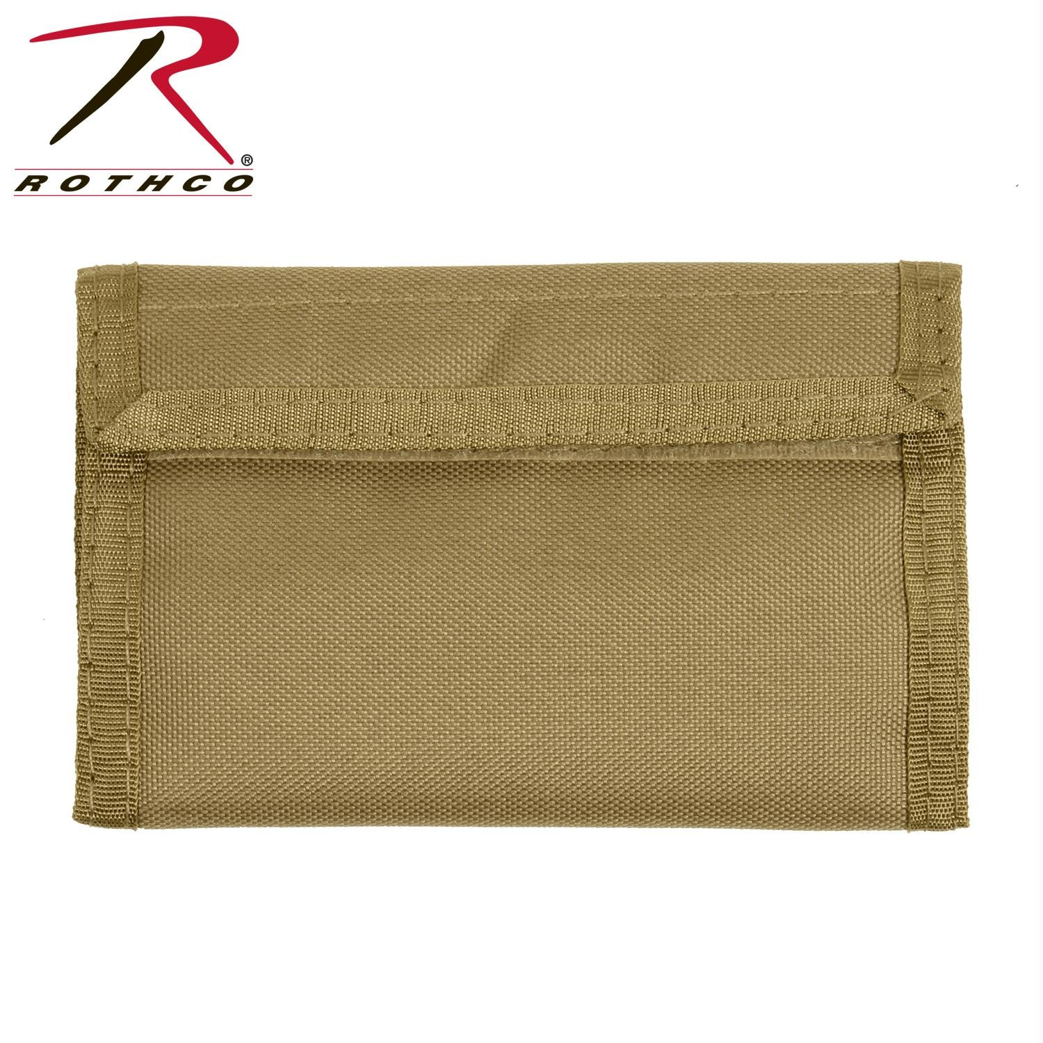 Rothco Commando Wallet - Coyote Brown