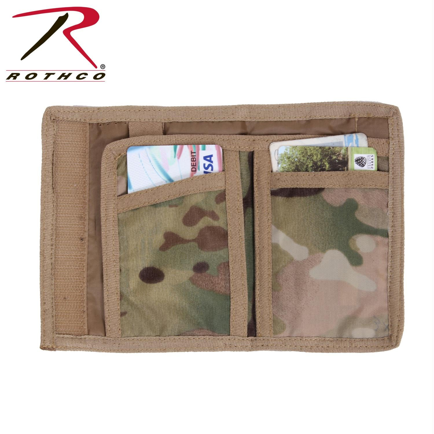 Rothco Commando Wallet