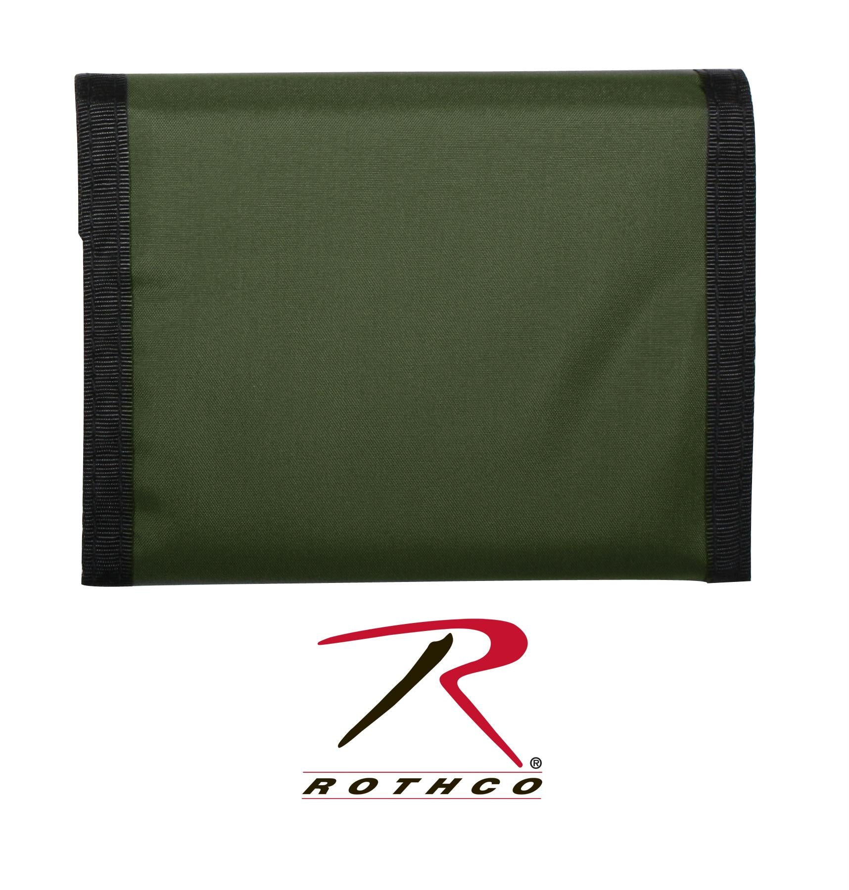 Rothco Commando Wallet - Olive Drab