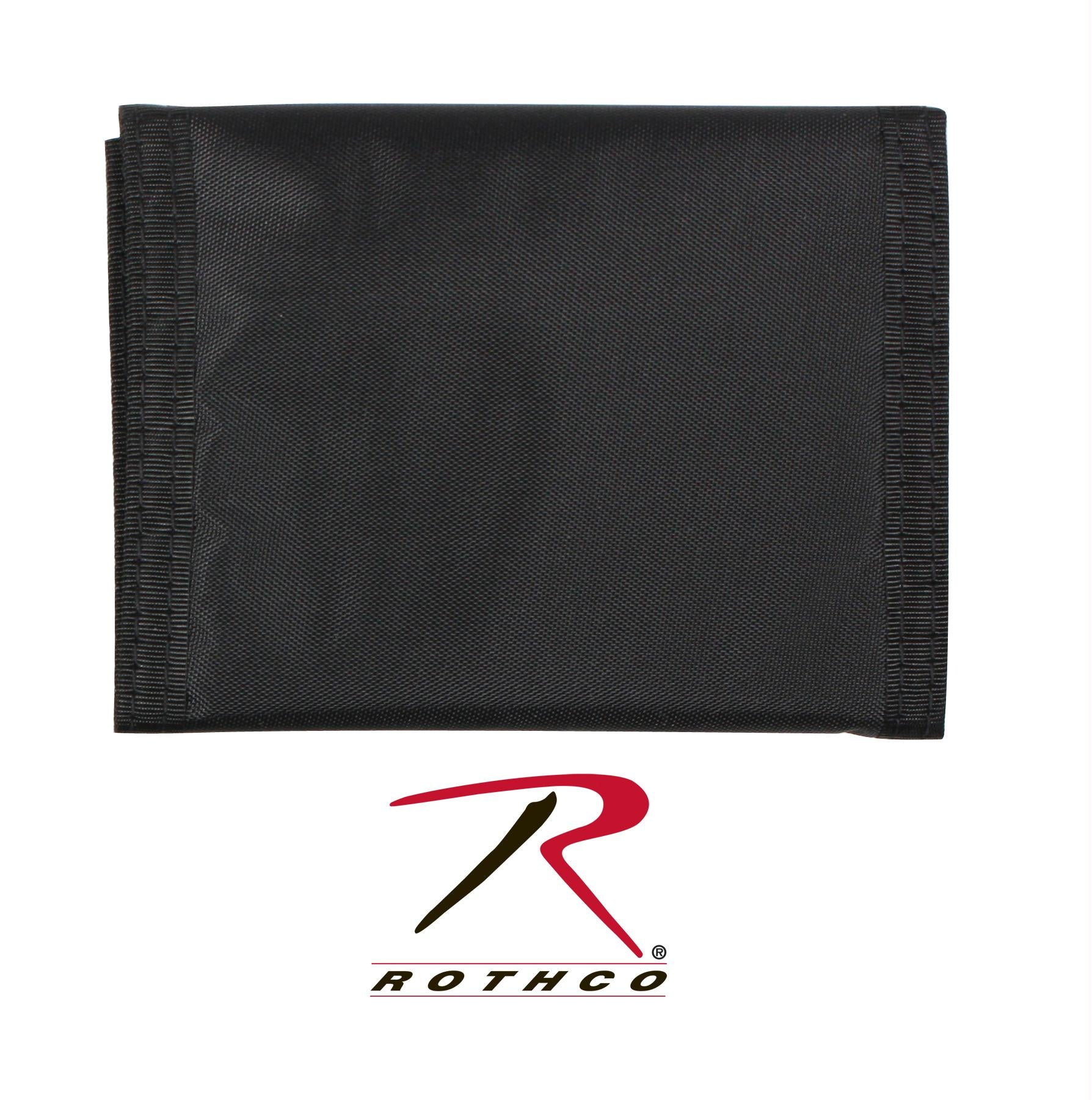 Rothco Commando Wallet - Black