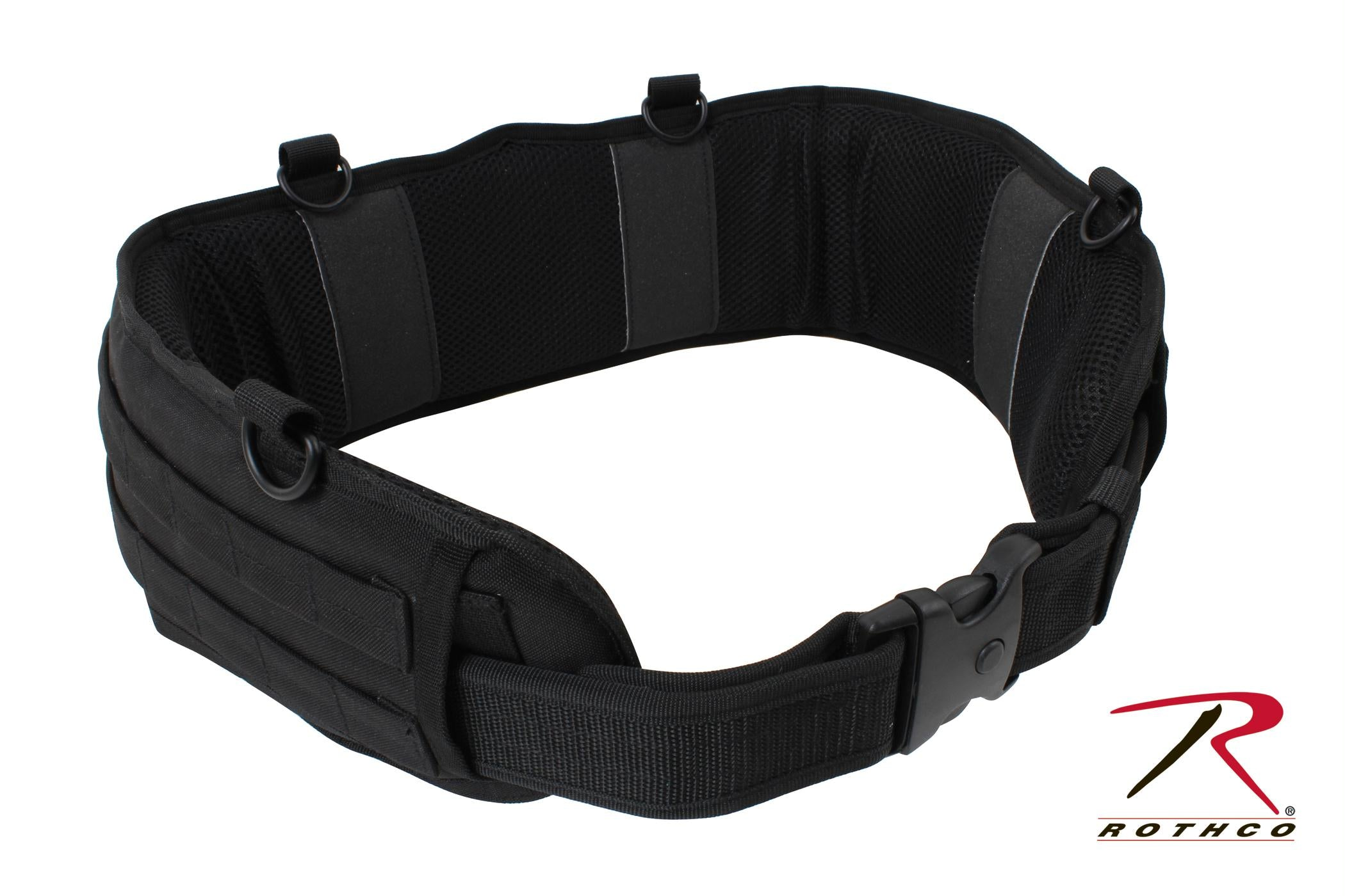 Rothco Tactical Battle Belt - Black / M