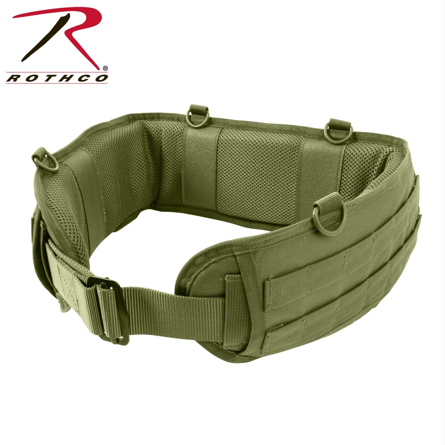 Rothco Tactical Battle Belt - Olive Drab / M