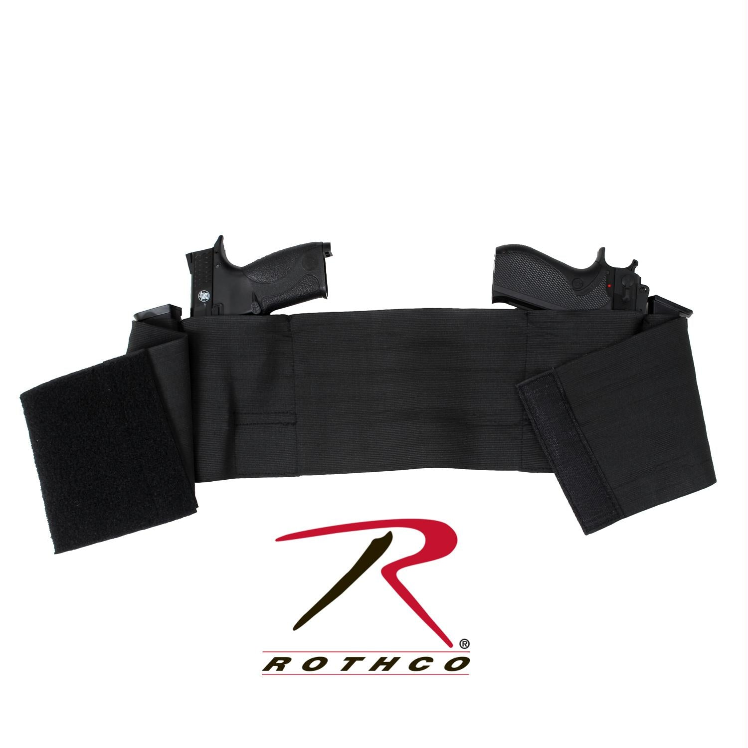 Rothco Ambidextrous Concealed Elastic Belly Band Holster