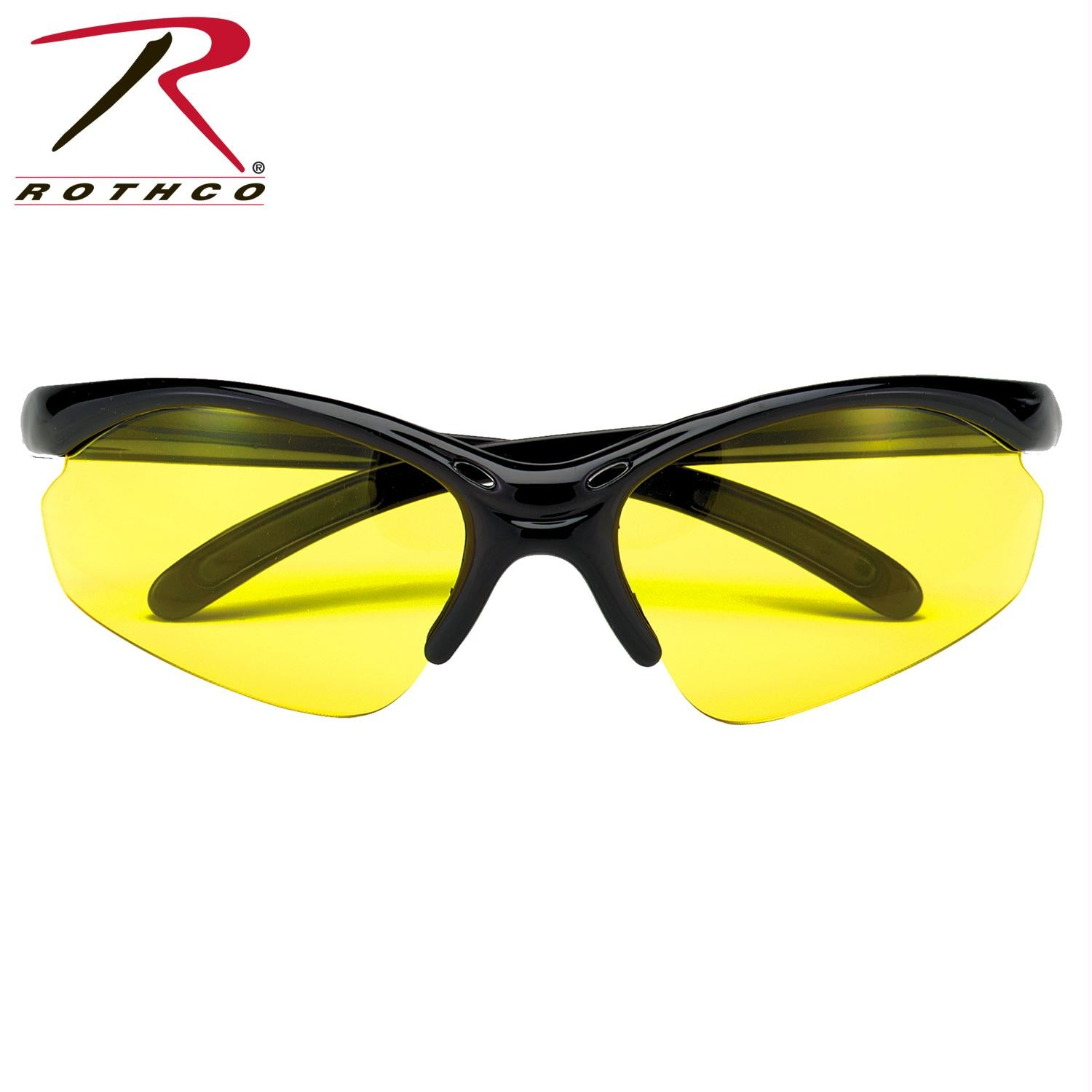 Rothco Dual Polycarbonate Lens Sports Glasses