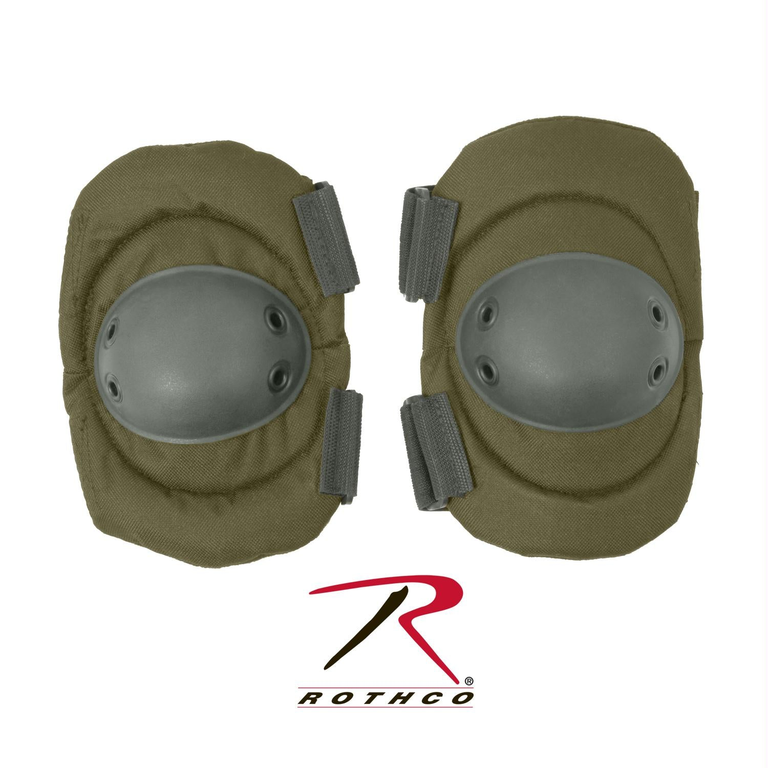 Rothco Multi-purpose SWAT Elbow Pads - Olive Drab