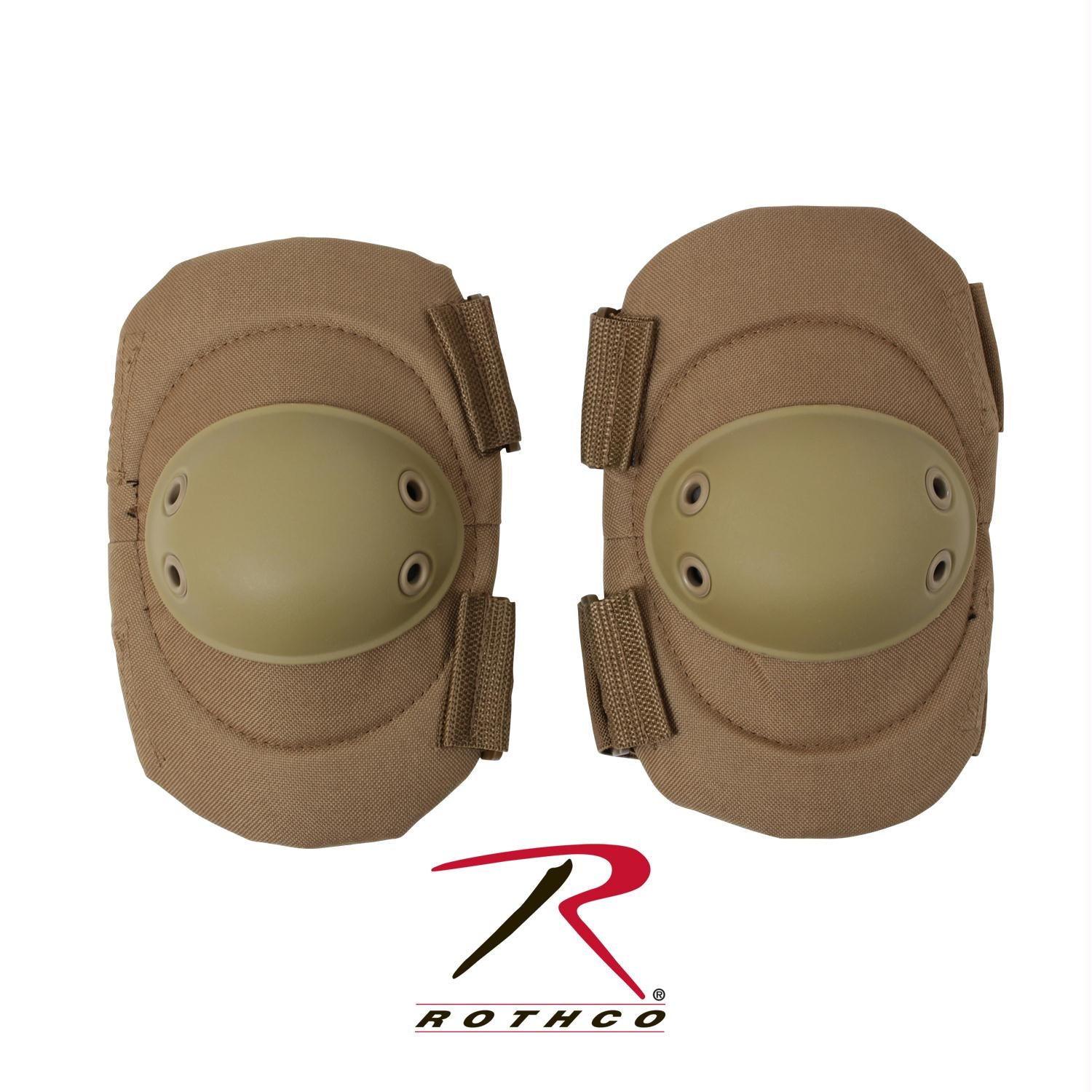 Rothco Multi-purpose SWAT Elbow Pads - Coyote Brown
