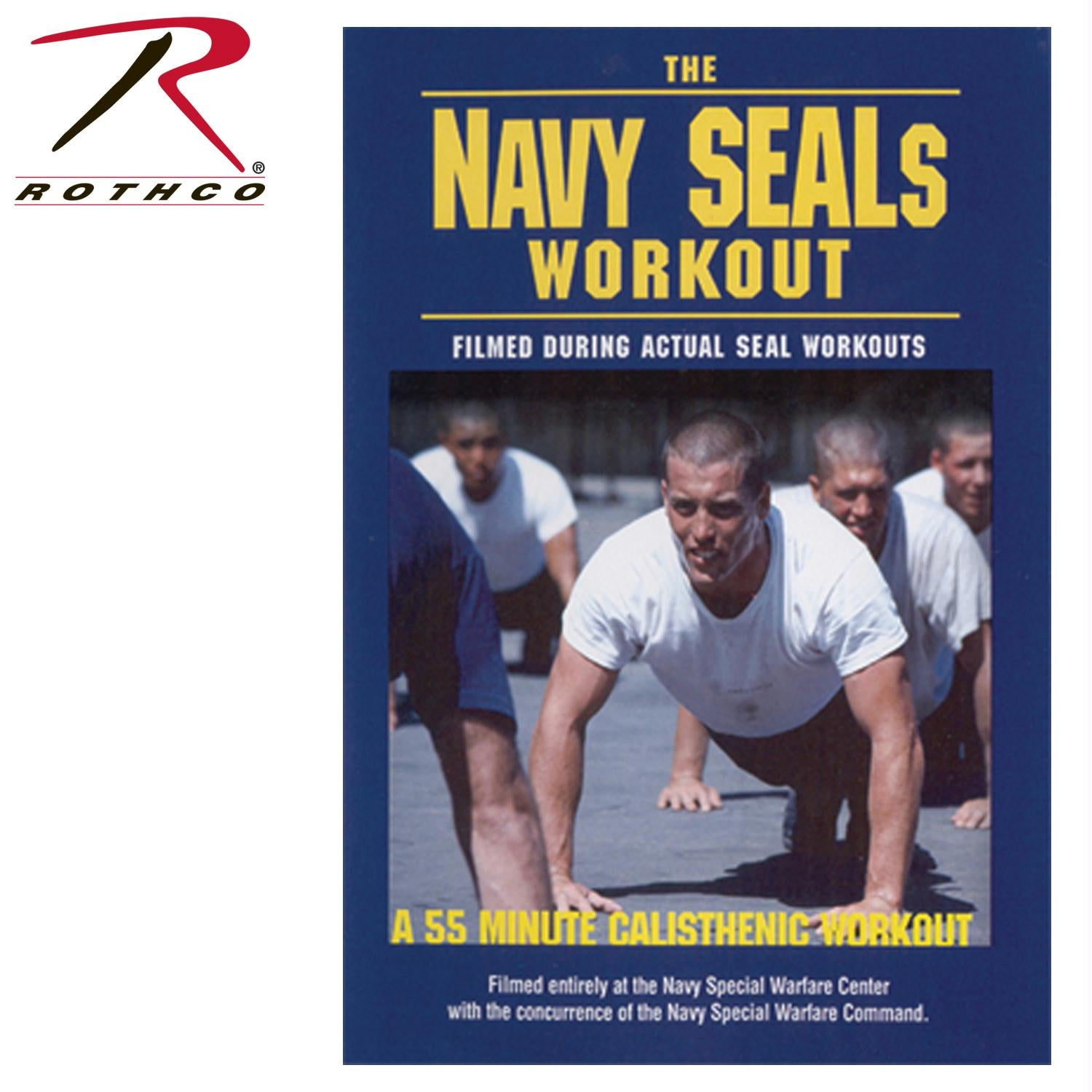 Navy Seals Workout DVD