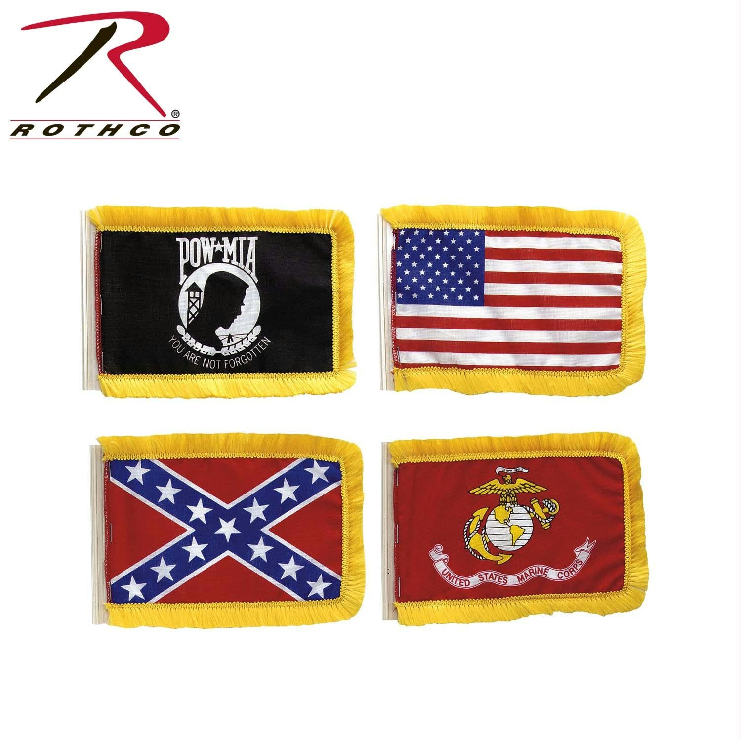 Rothco Antenna Flags - US