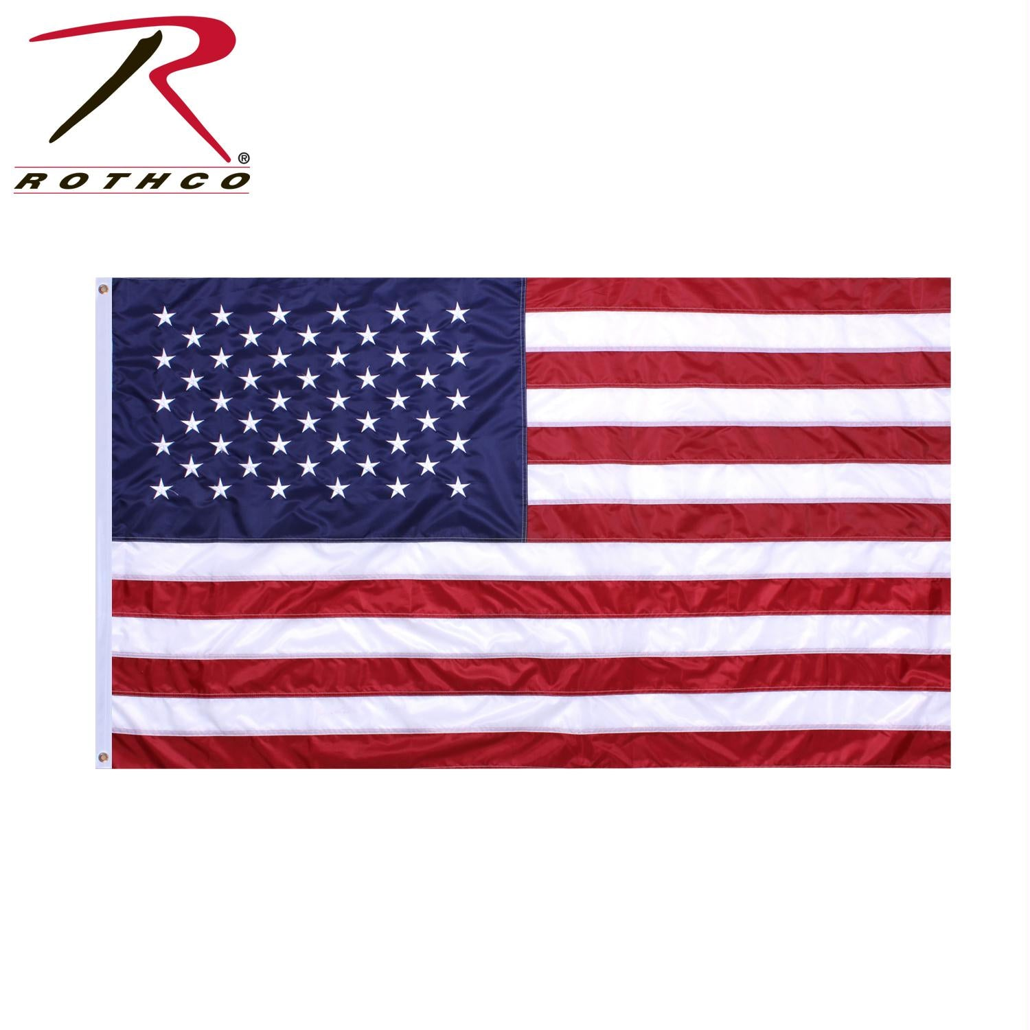 Rothco Deluxe US Flag - 3' x 5'