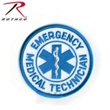 Rothco Round EMT Patch