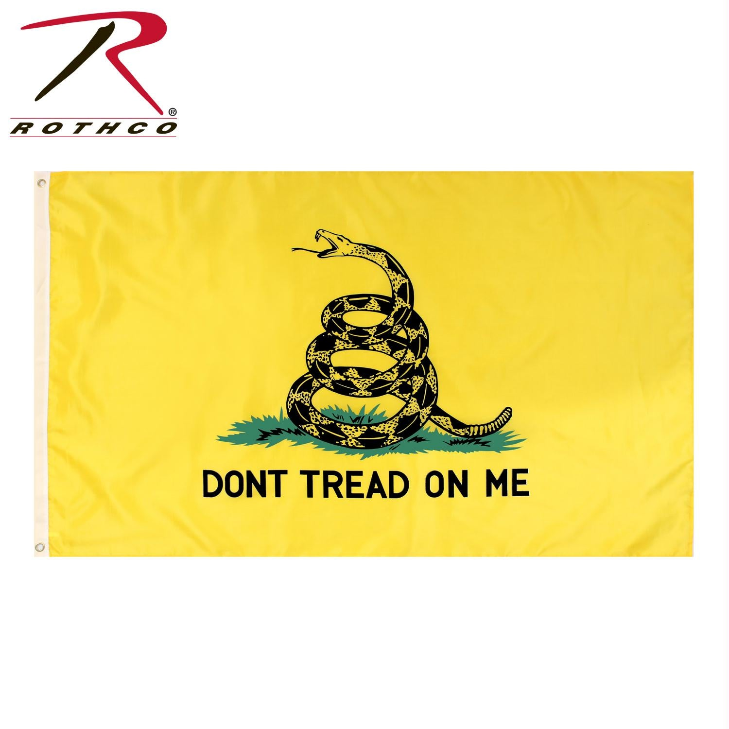 Rothco Don't Tread On Me Flag - 2' x 3'