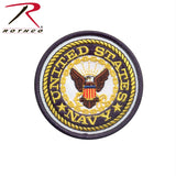 Rothco US Navy Round Patch