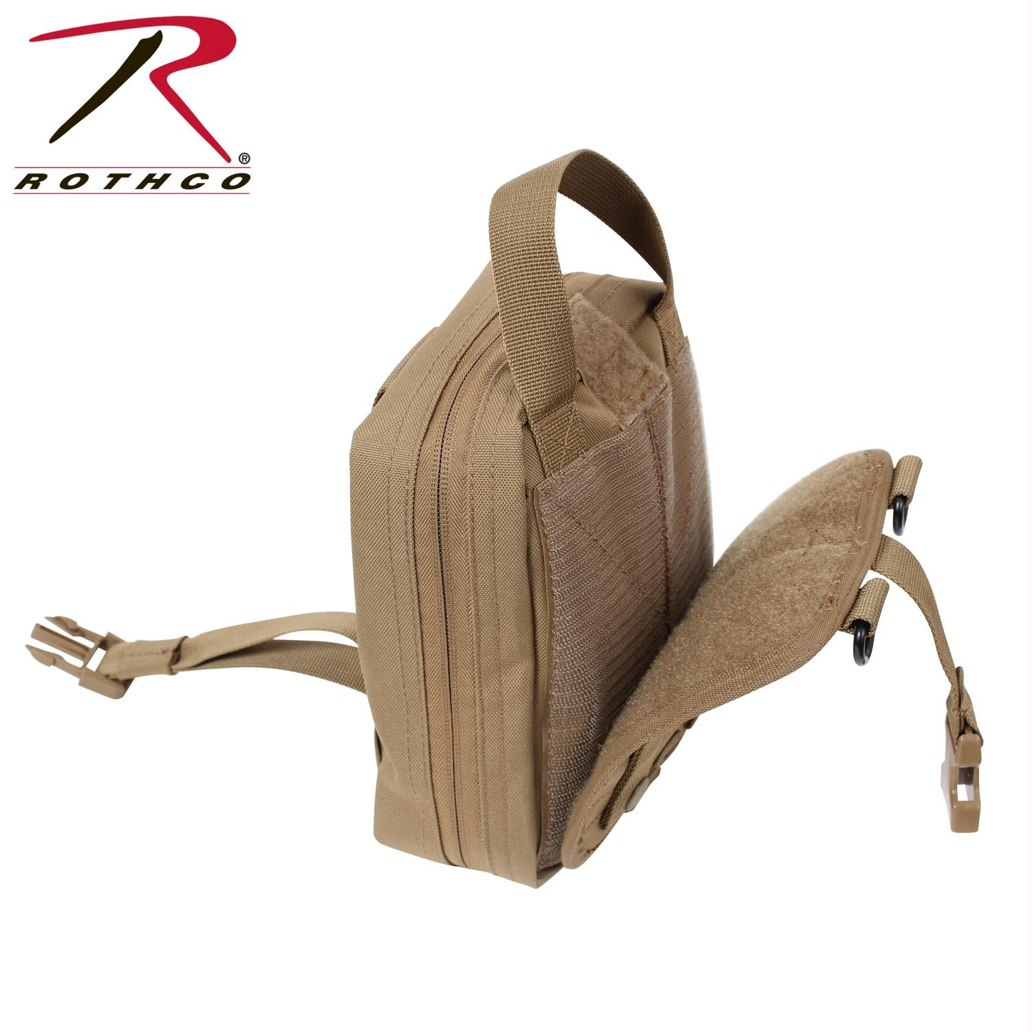 Rothco Tactical Breakaway Pouch - Coyote Brown