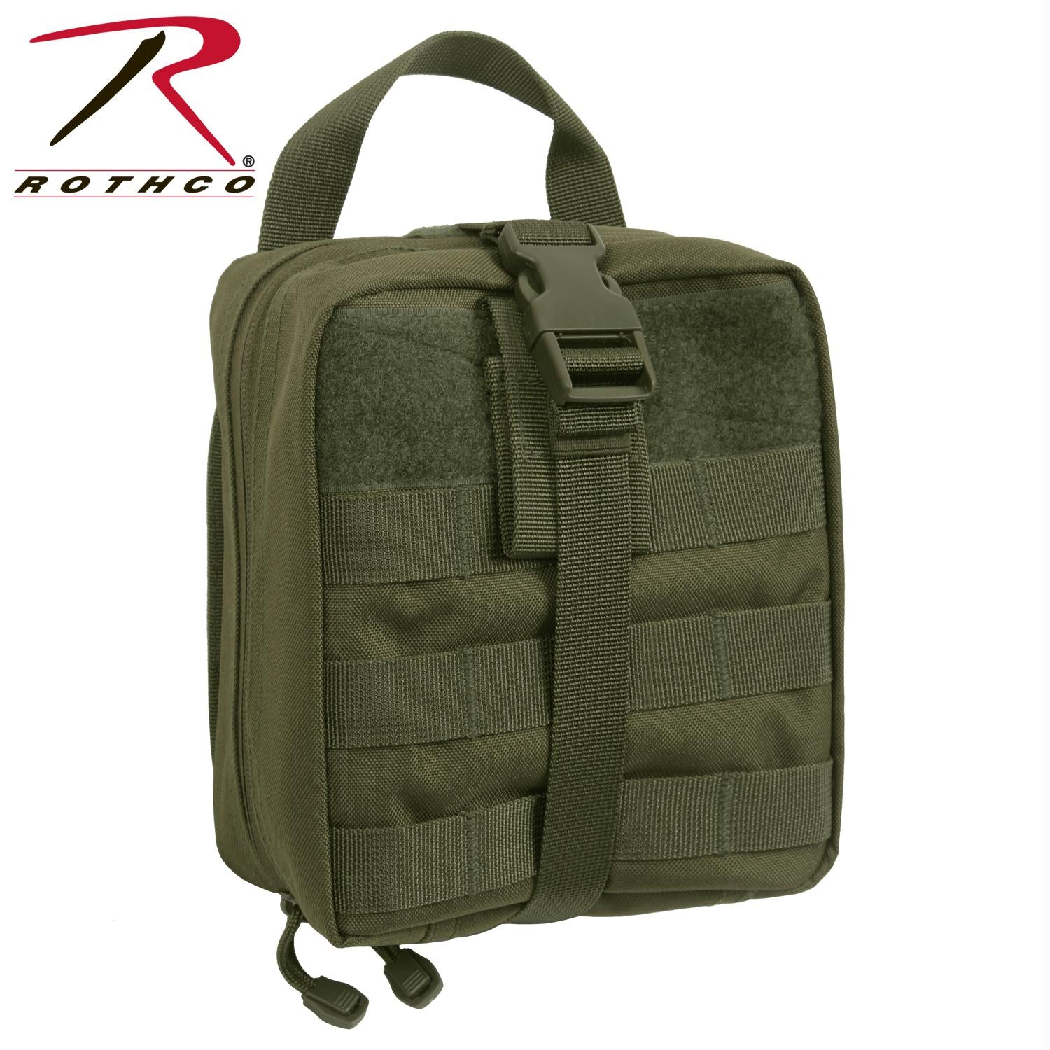Rothco Tactical Breakaway Pouch - Olive Drab