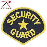 Rothco Security Guard Patch