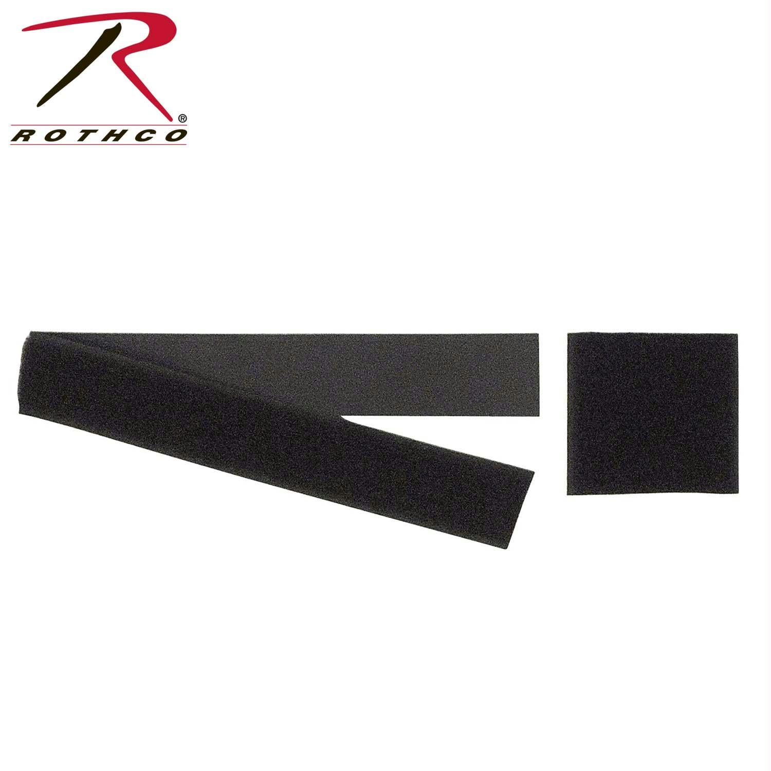 Rothco Sew-On Insignia Attachment Kit For ECWCS Liner - Black