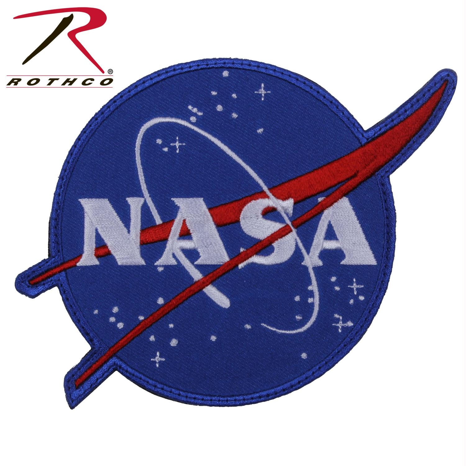 NASA Meatball Logo Morale Patch