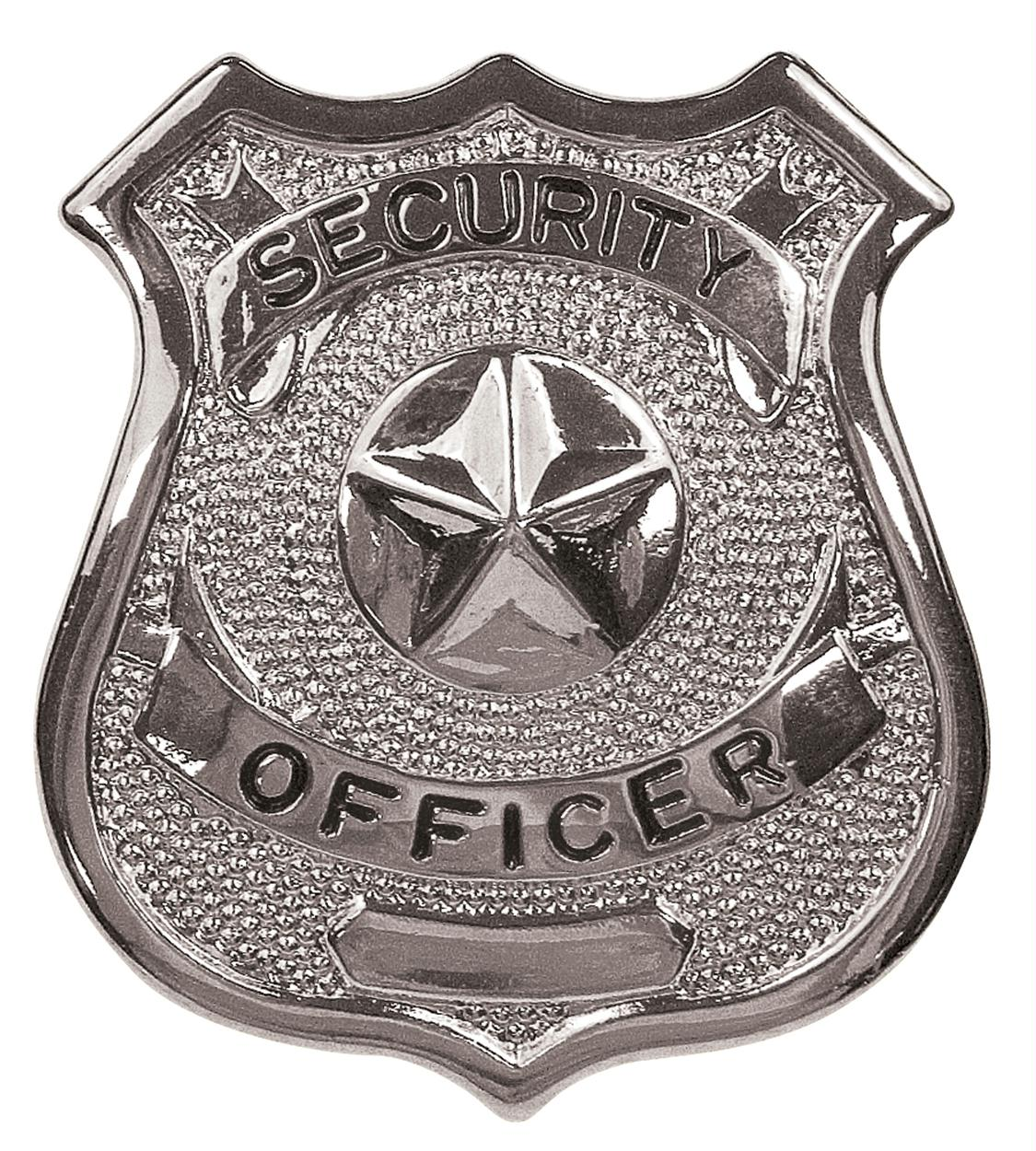 Rothco Security Officer Badge
