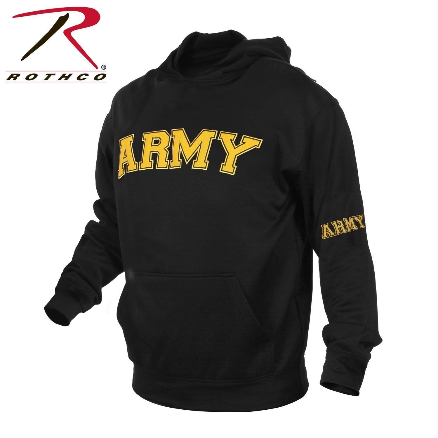 Rothco Military Embroidered Pullover Hoodies - Air Force / XL