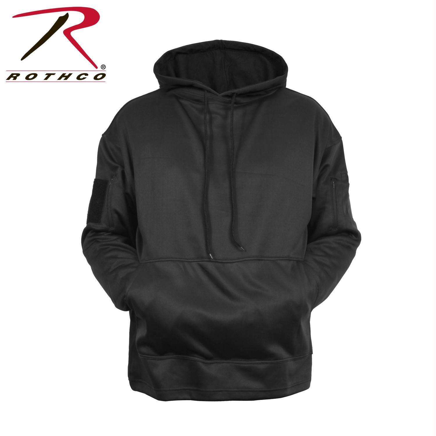 Rothco Concealed Carry Hoodie - Black / M