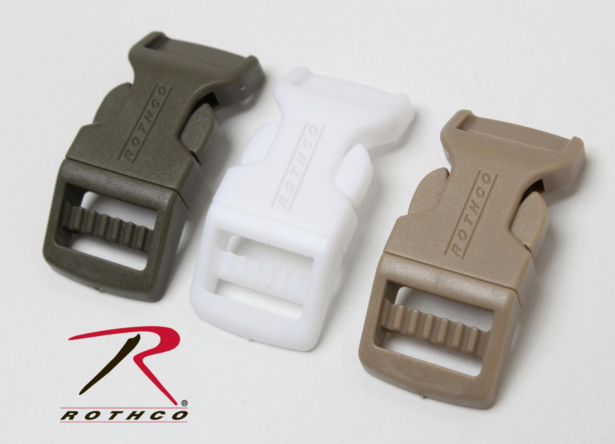 Rothco Side Release Buckle-5/8