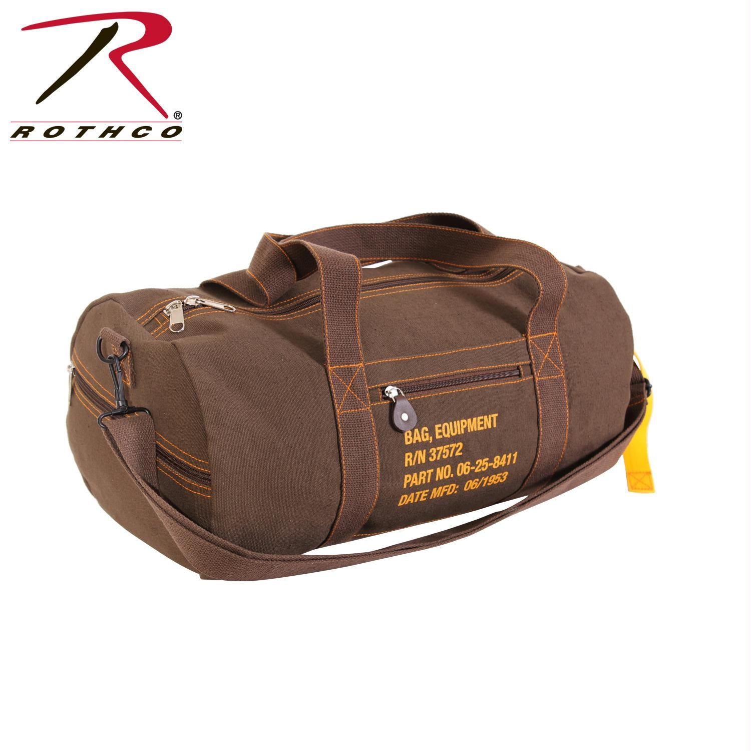 Rothco Canvas Equipment Bag