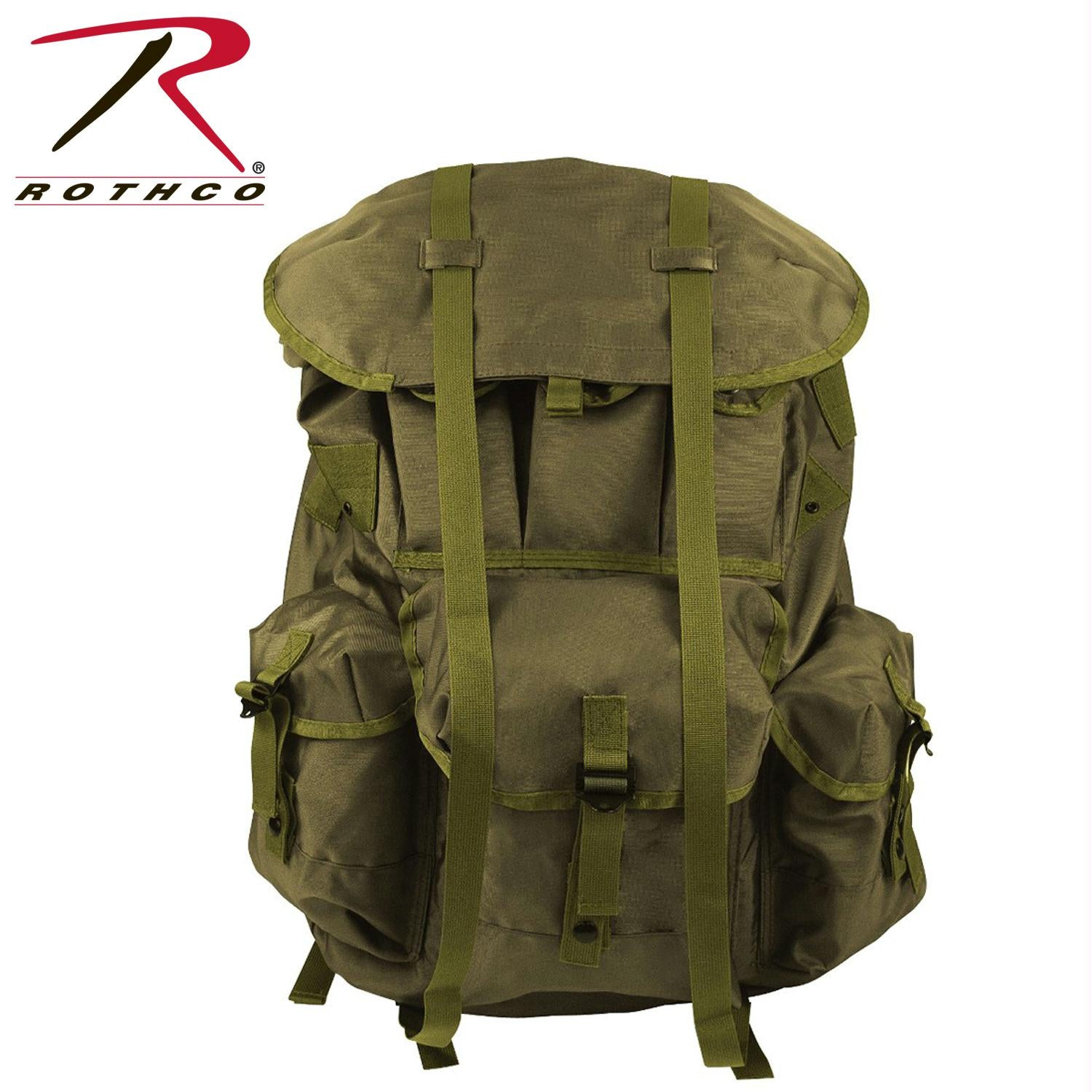 Rothco G.I. Type Large Alice Pack - Olive Drab