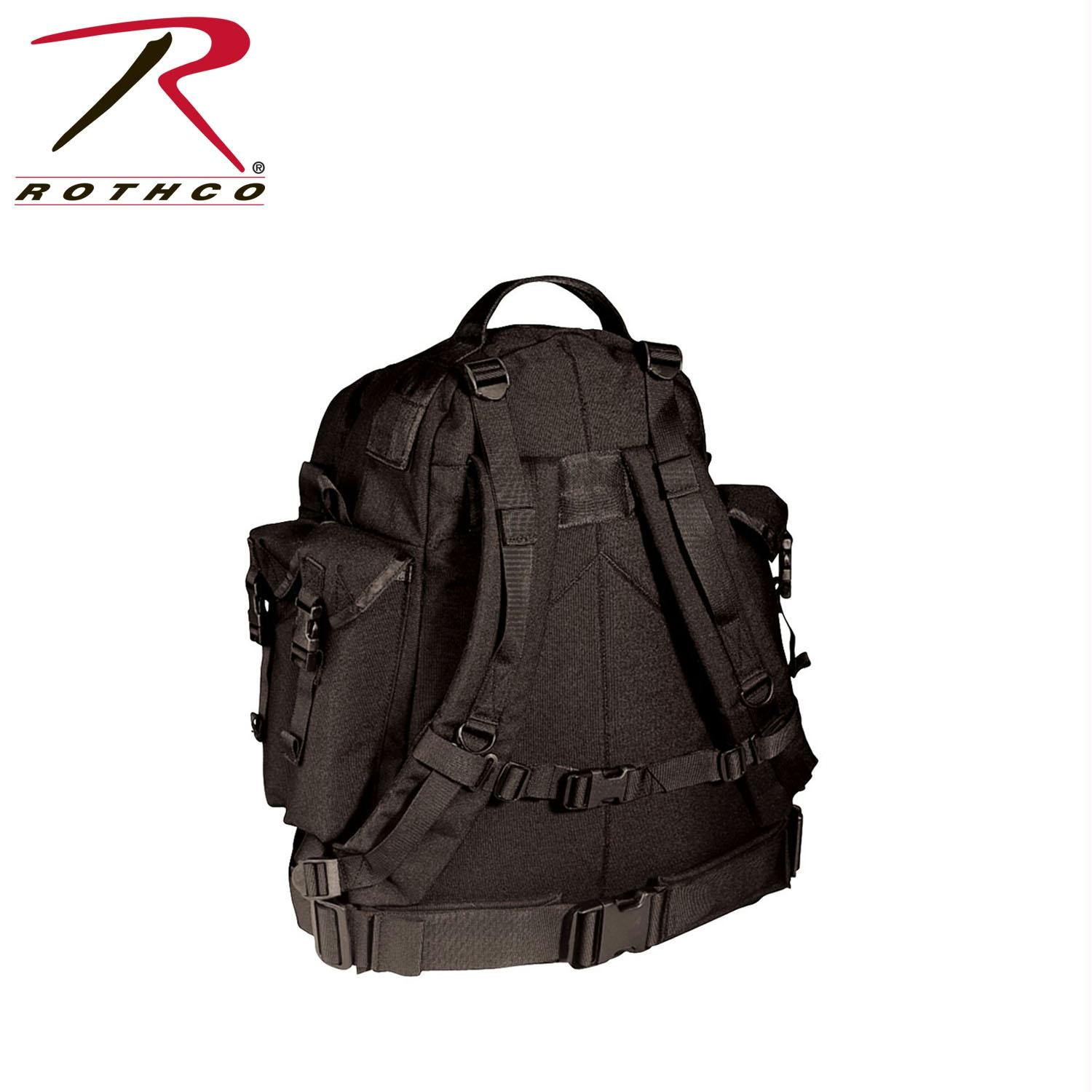 Rothco Special Forces Assault Pack - Black