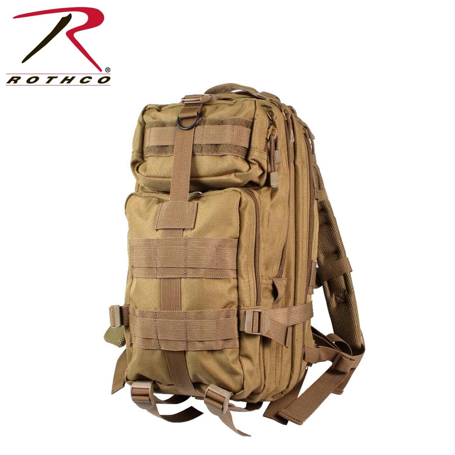 Rothco Medium Transport Pack - Coyote Brown