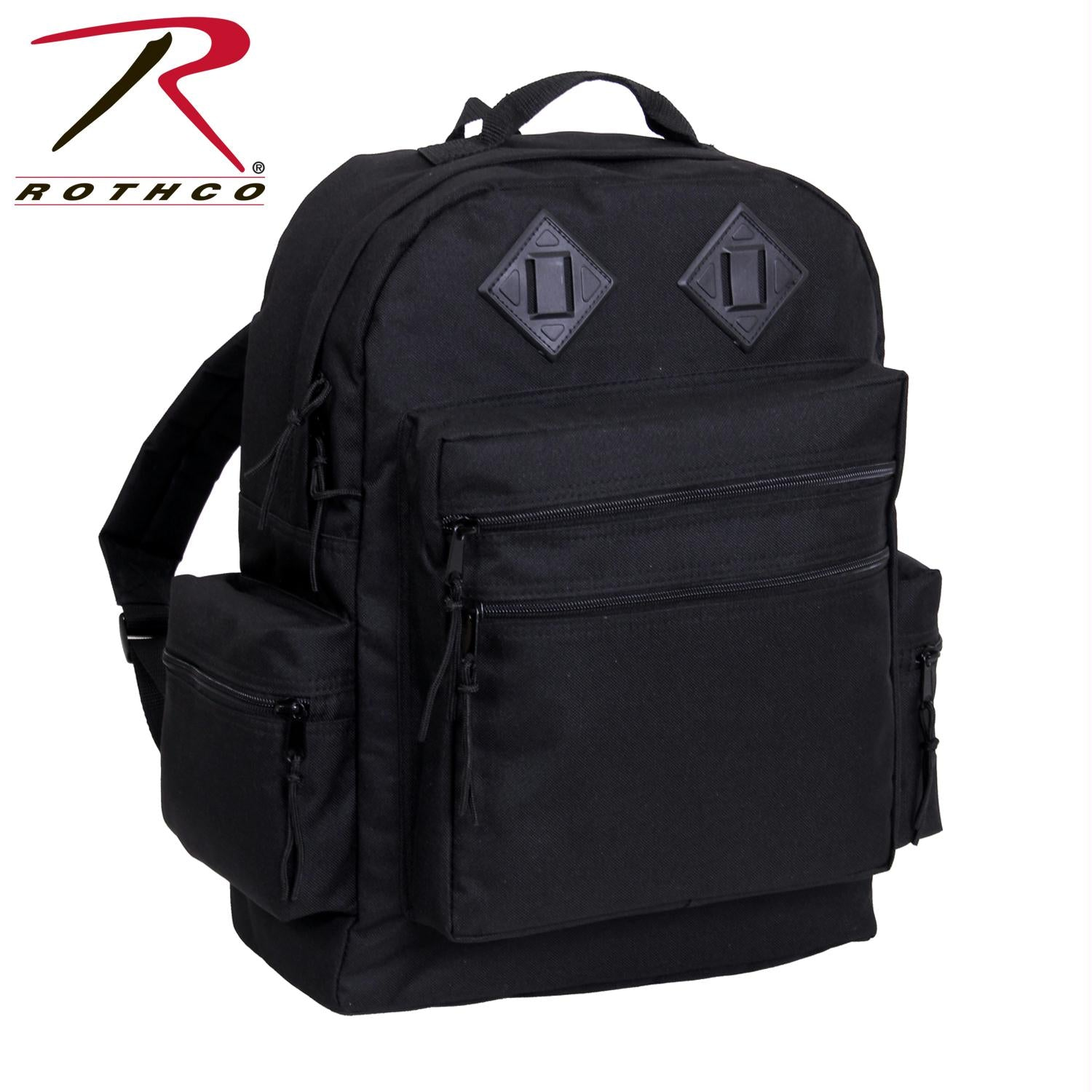 Rothco Deluxe Day Pack - Black