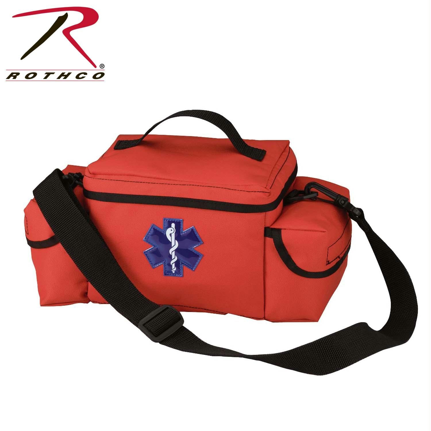 Rothco EMS Rescue Bag - Orange