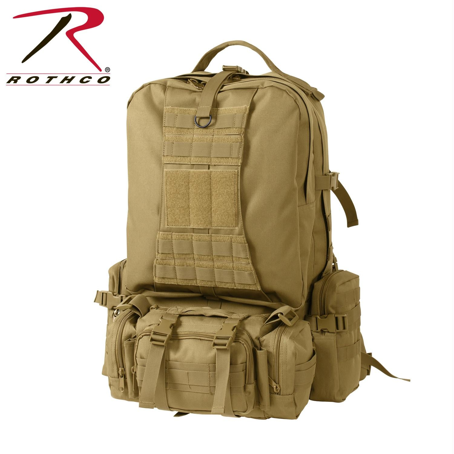 Rothco Global Assault Pack - Coyote Brown