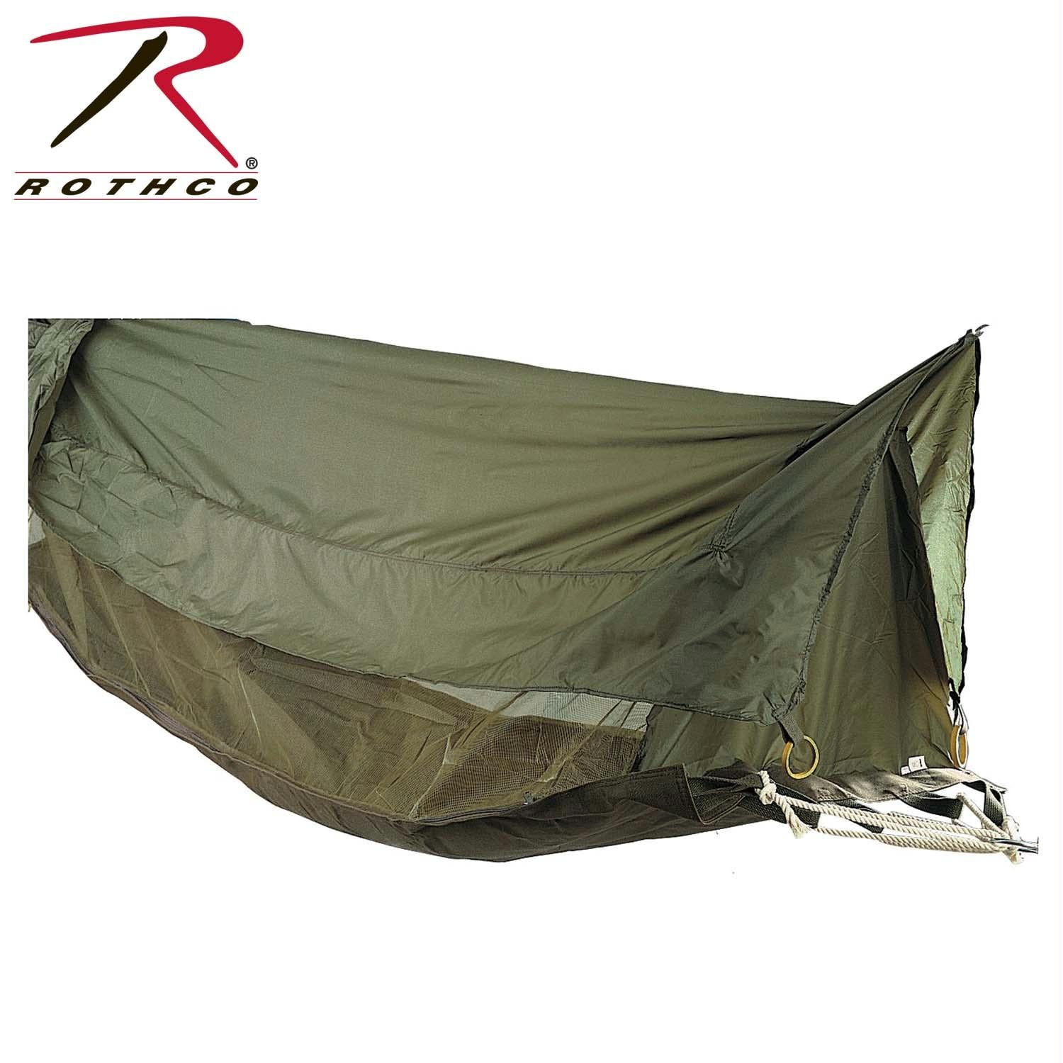 Rothco Jungle Hammock - Olive Drab