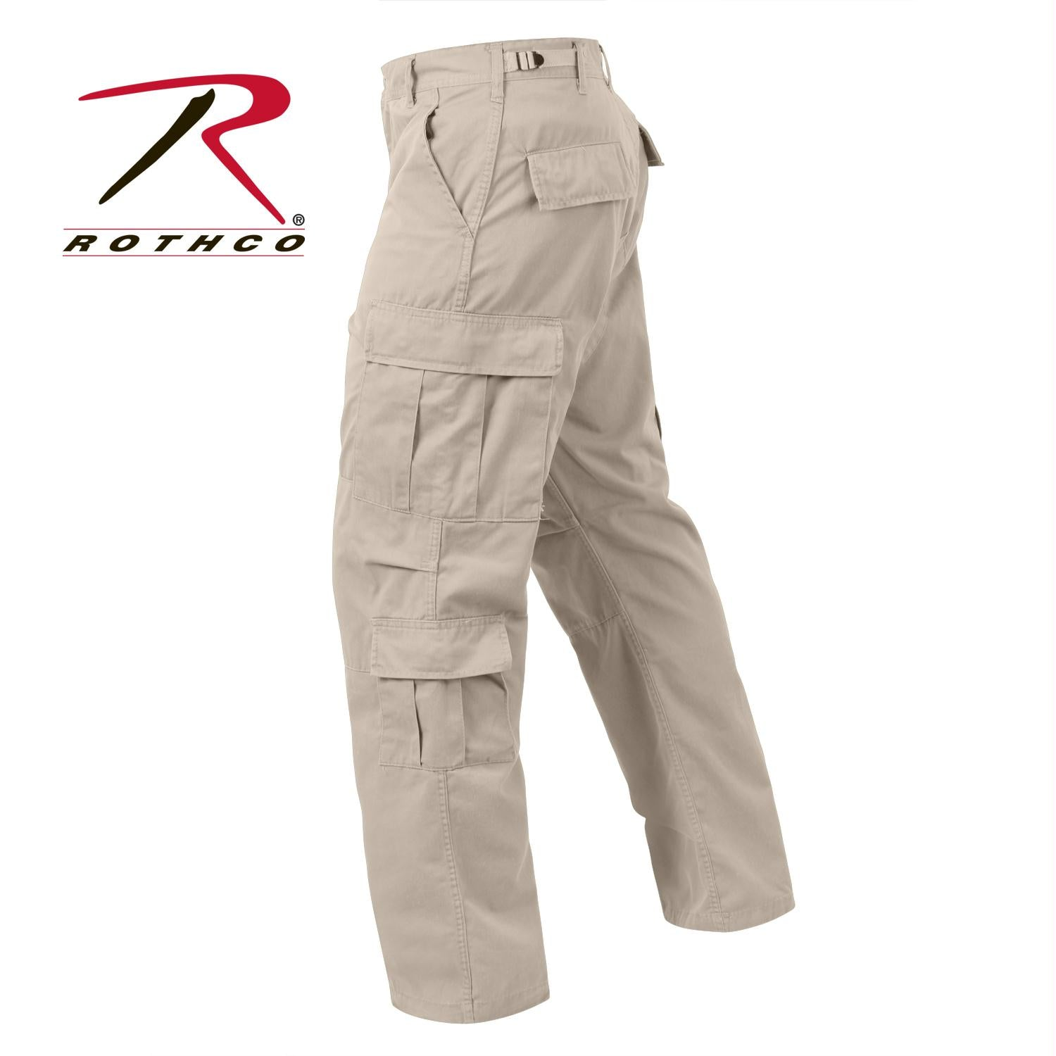 Rothco Vintage Paratrooper Fatigue Pants - Stone / 3XL