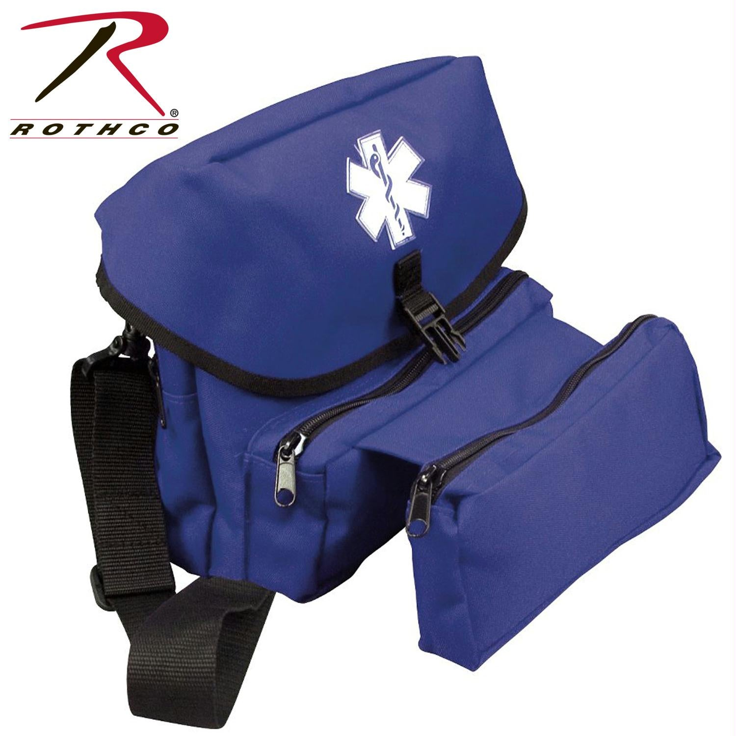 Rothco EMS Medical Field Kit - Blue