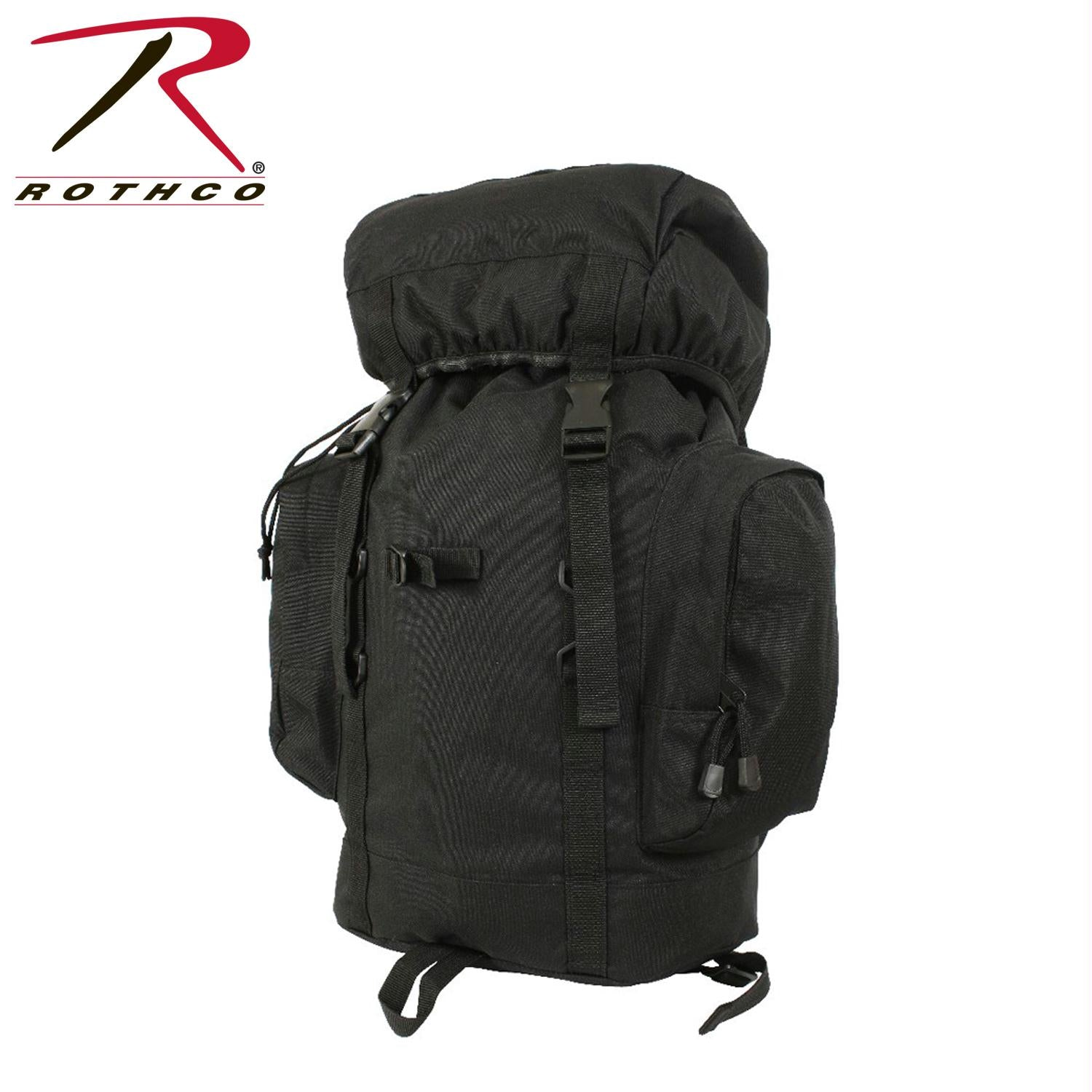 Rothco 25L Tactical Backpack - Black