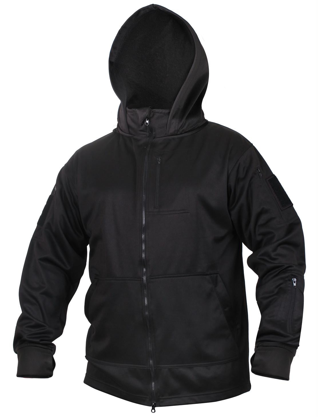 Rothco Tactical Zip Up Hoodie