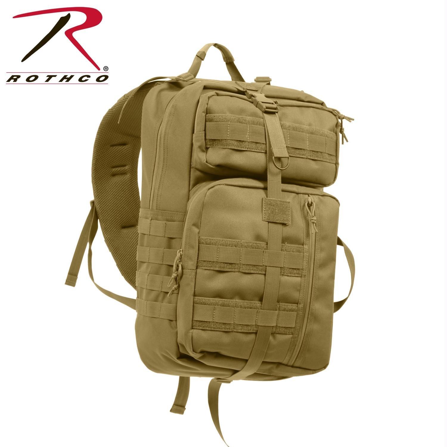 Rothco Tactisling Transport Pack - Coyote Brown