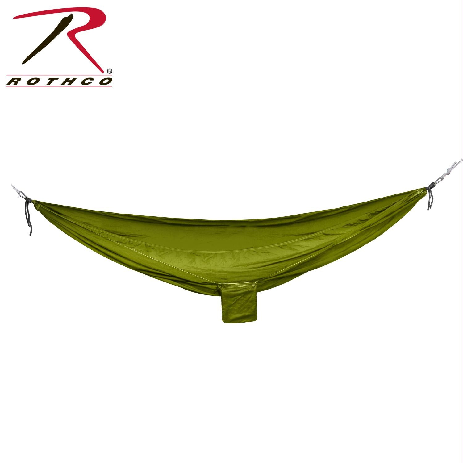 Rothco Lightweight Packable Hammock - Olive Drab