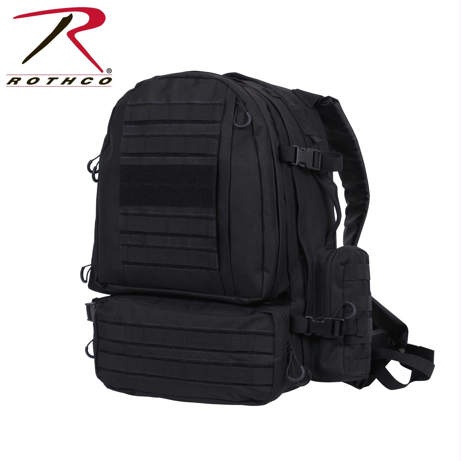 Rothco Tactical Extended Deployment Pack - Black