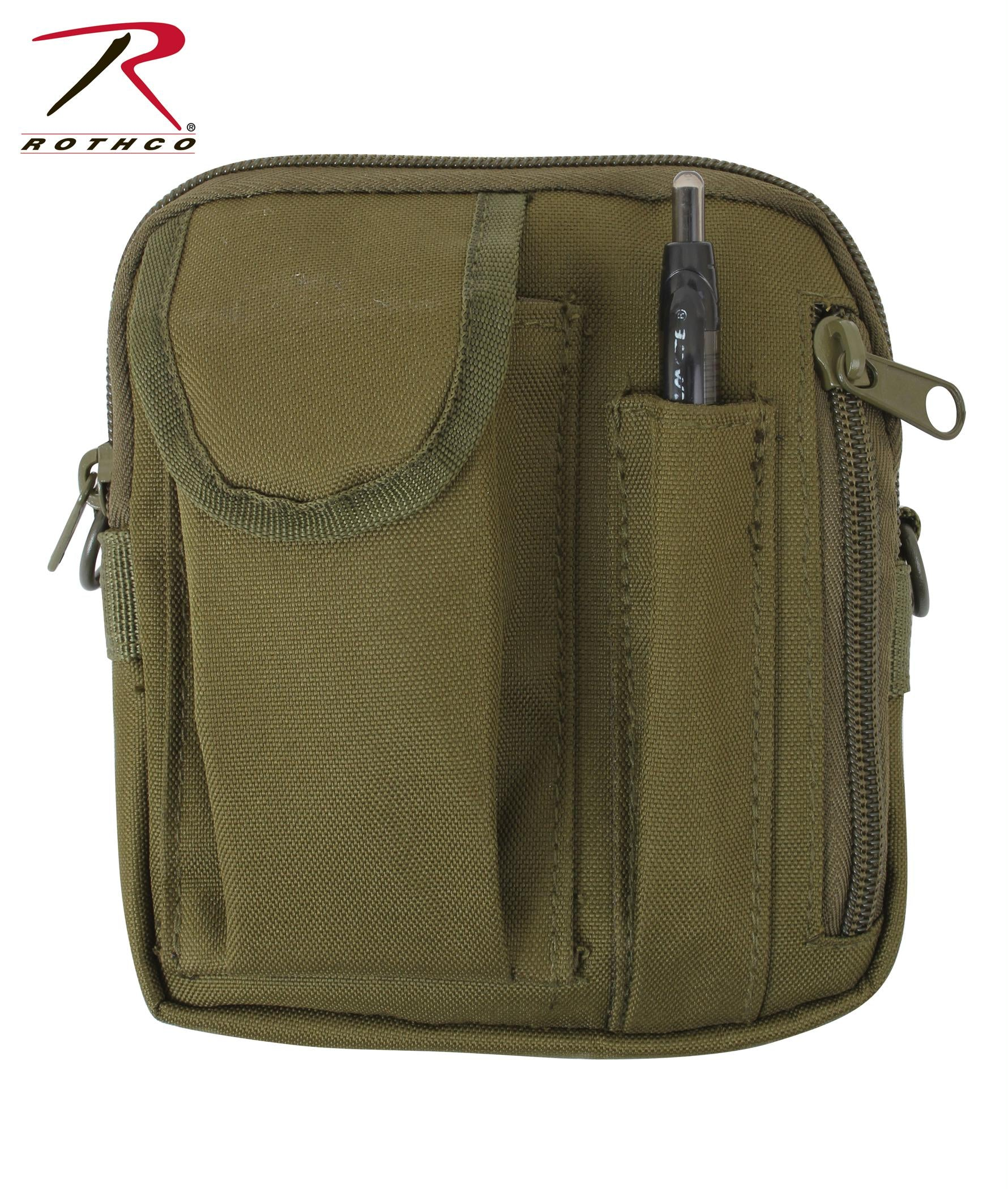 Rothco MOLLE Compatible Excursion Organizer - Olive Drab