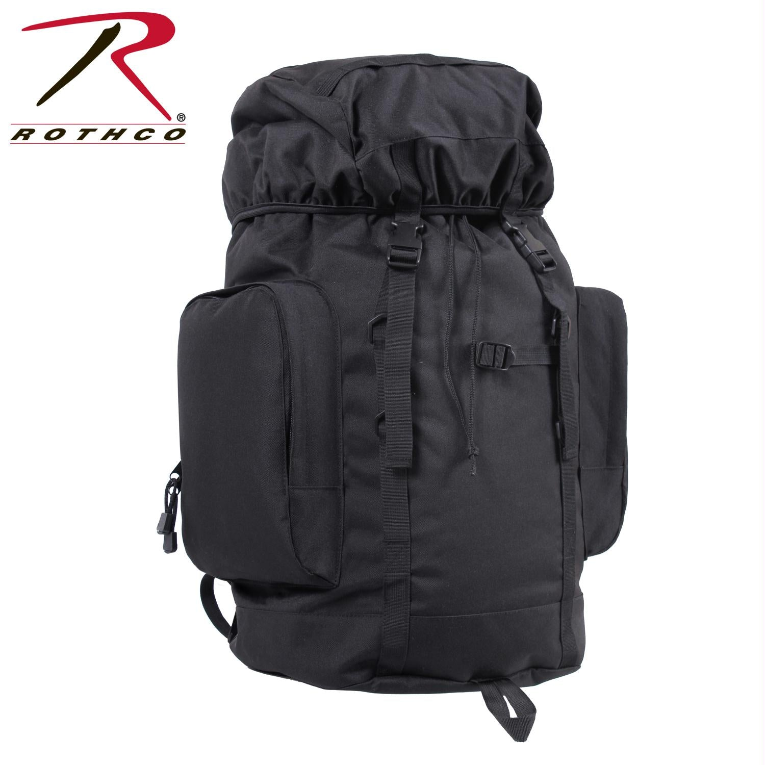 Rothco 45L Tactical Backpack - Black