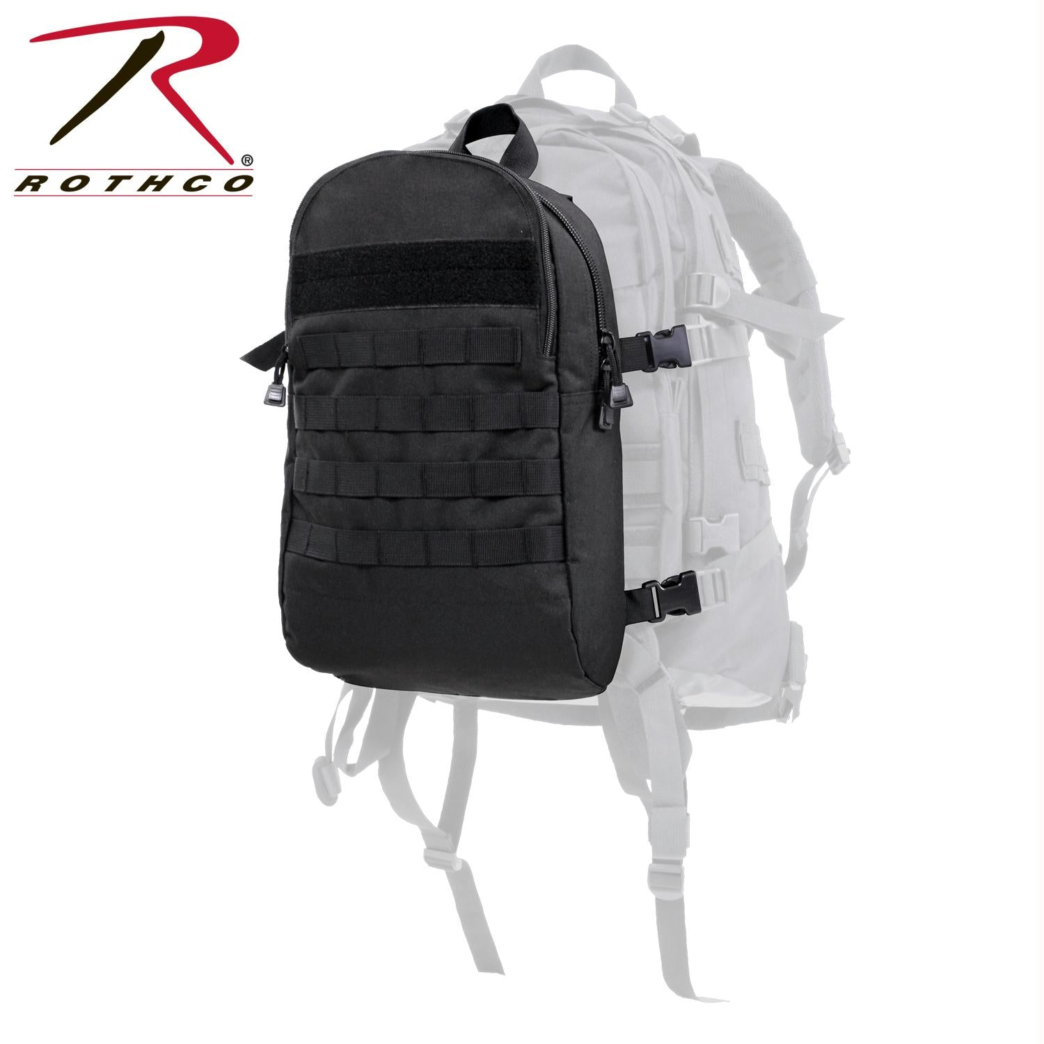 Rothco Backup Connectable Back Pack - Black