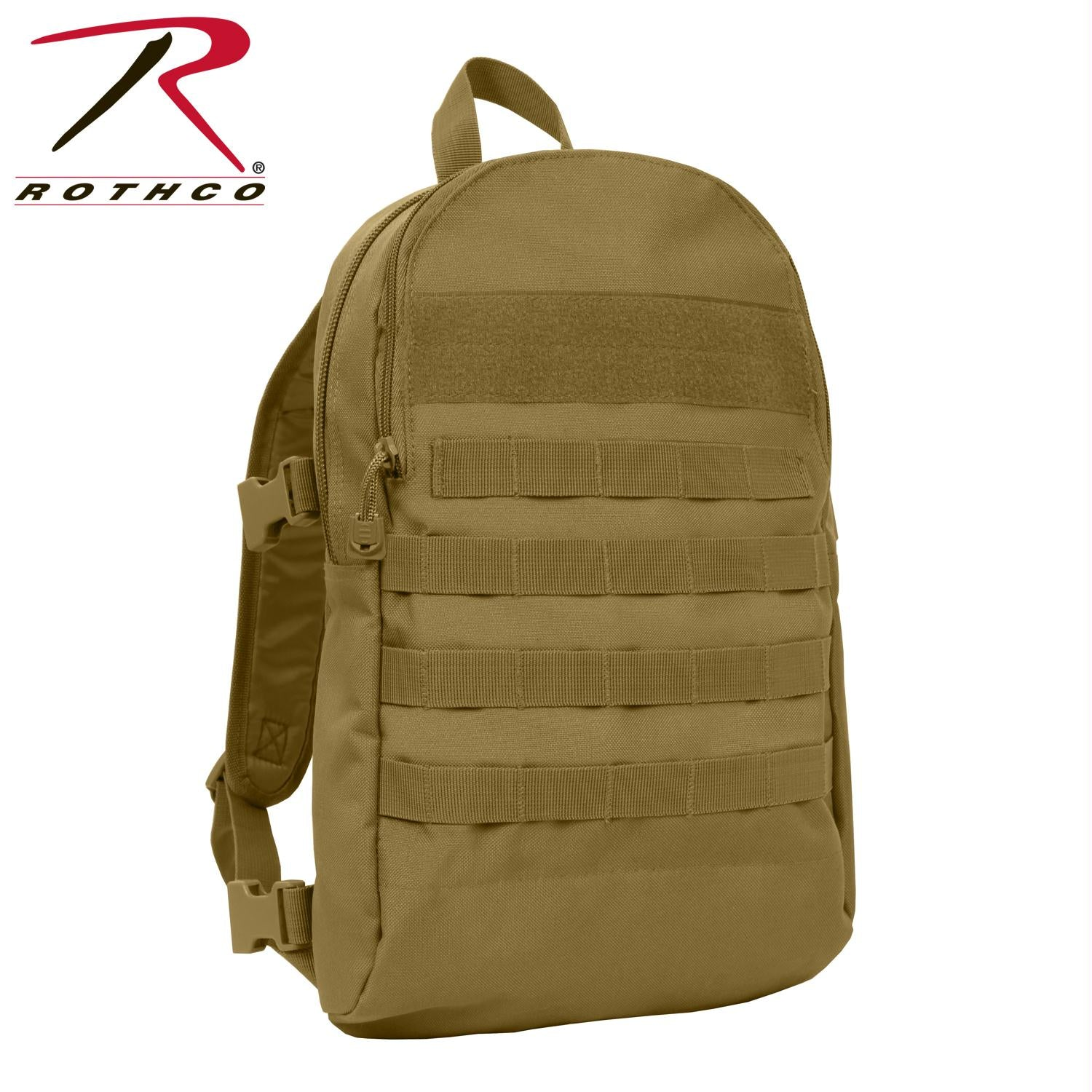 Rothco Backup Connectable Back Pack - Coyote Brown