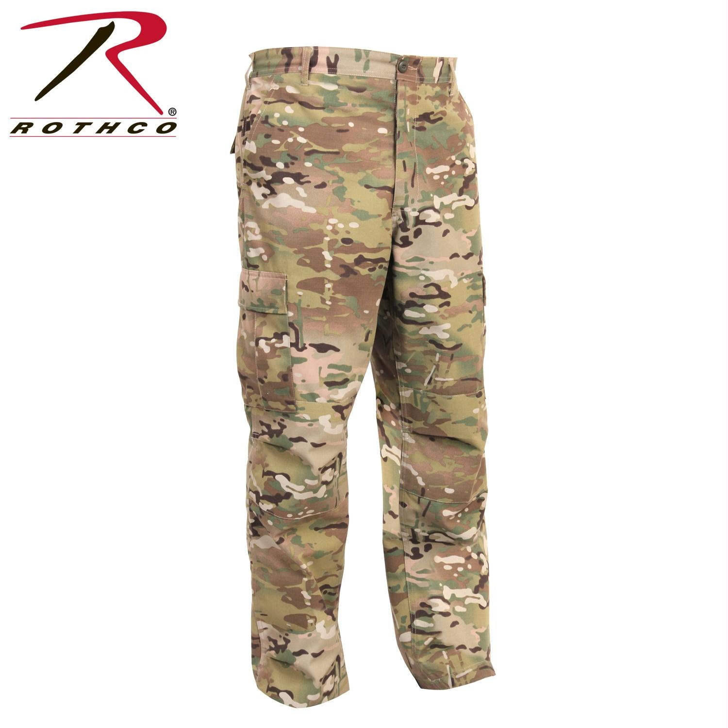 Rothco Camo Tactical BDU Pants - MultiCam / 3XL