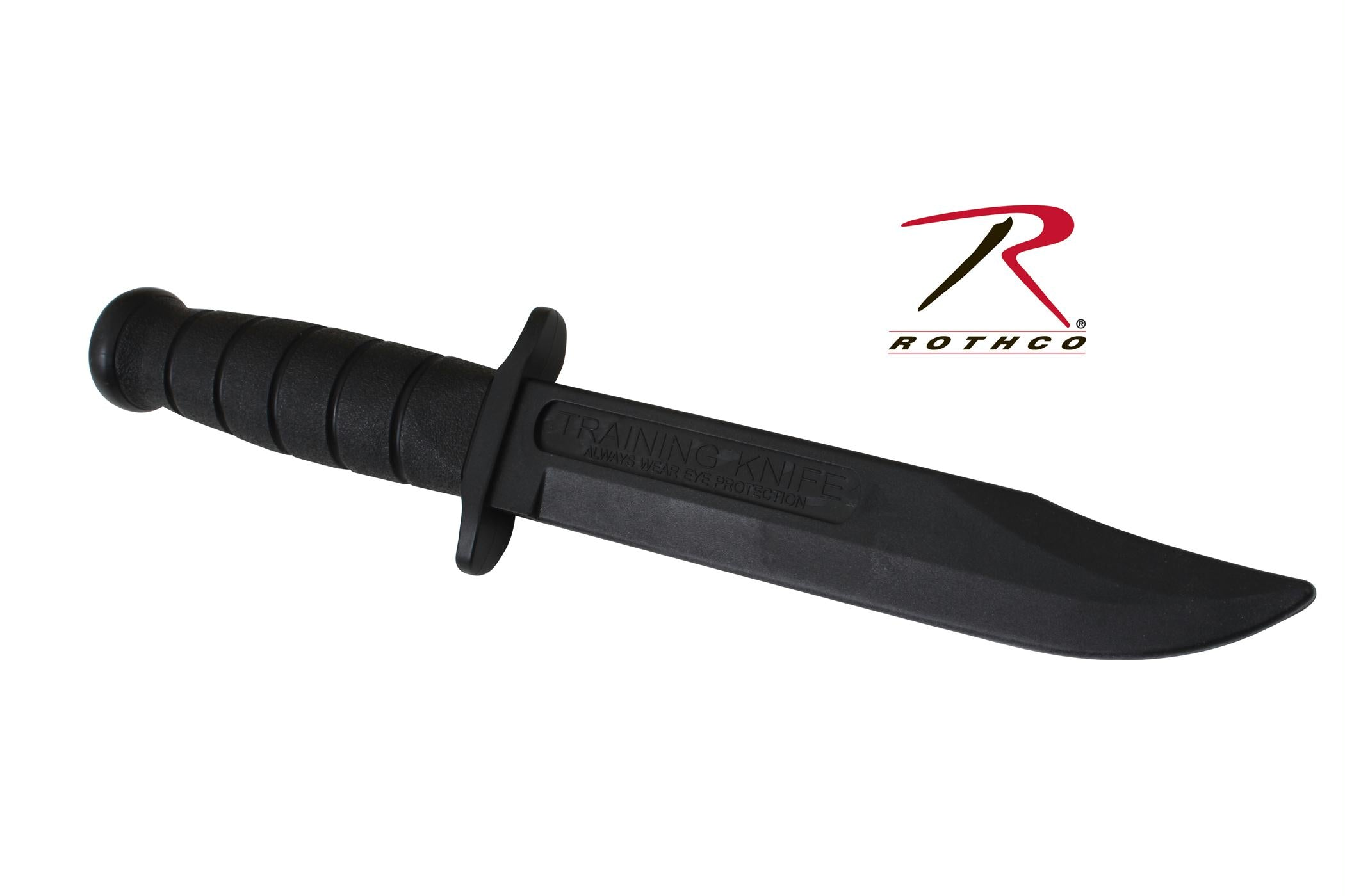 Cold Steel Leather Neck-Semper Fi Rubber Training Knife