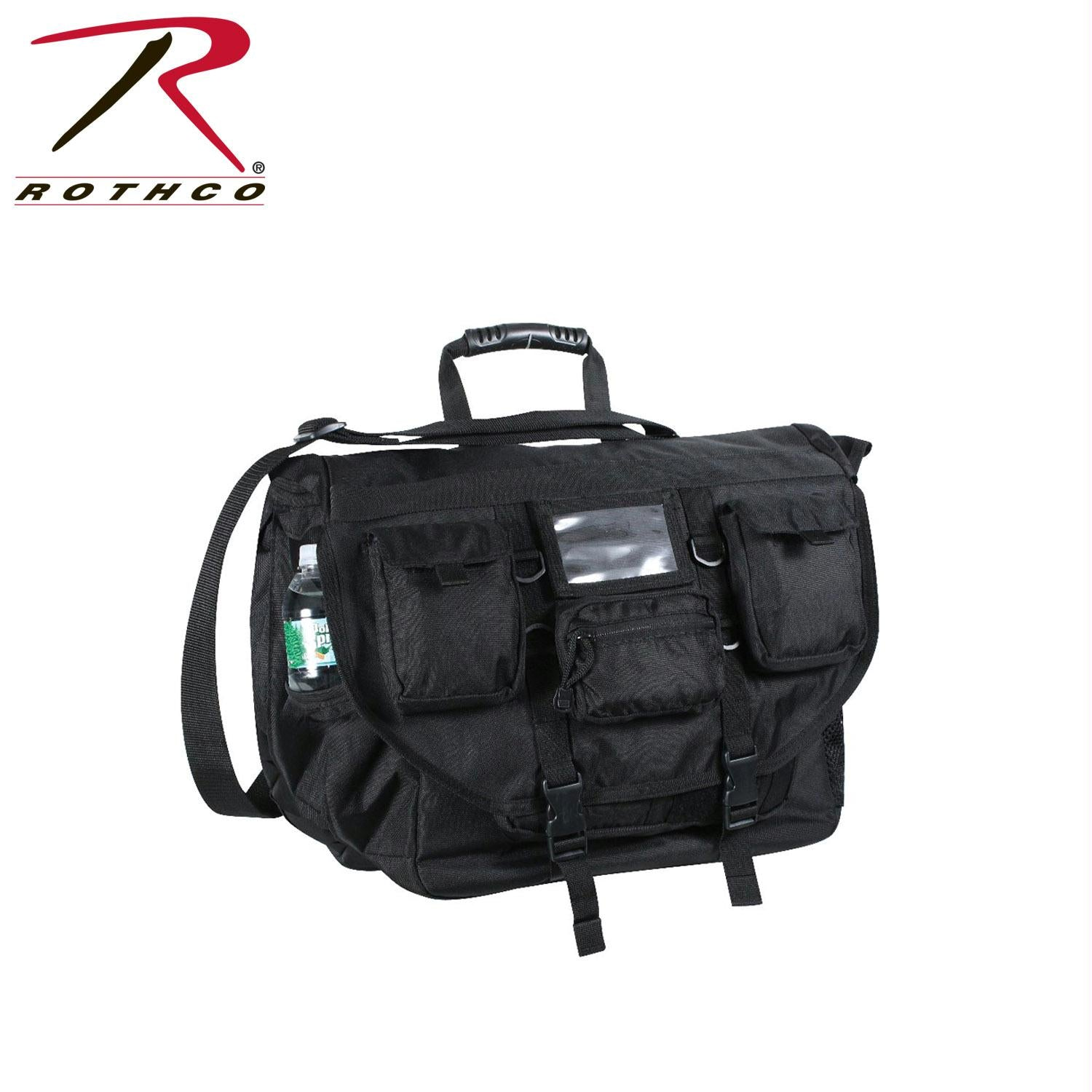 Rothco Lightweight Special Ops Laptop Bag - Black